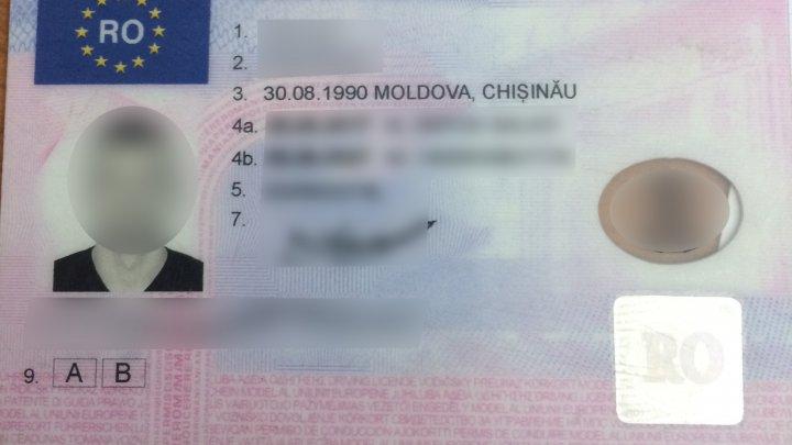 Patru permise de conducere FALSE, reţinute la frontieră. Ce au explicat şoferii