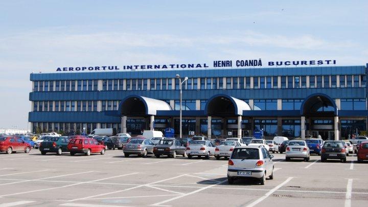 Alertă pe aeroportul Henri Coandă. Bărbat suspect de febră tifoidă, identificat într-un avion ce venea de la Istanbul