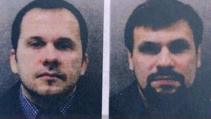 Marea Britanie a emis mandat de arest pentru ruşii implicaţi în tentativa de otrăvire a lui Skripal