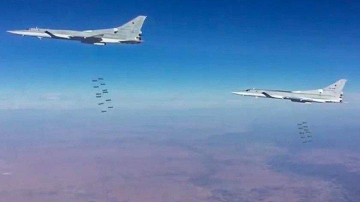 Două bombardiere ruseşti, interceptate din nou lângă Alaska de avioanele americane