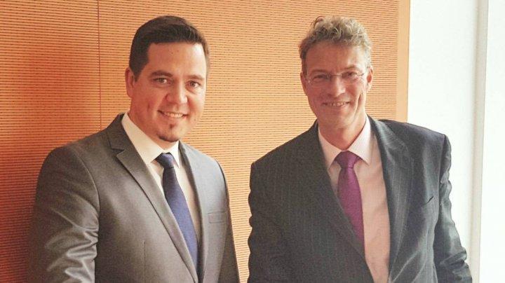 Ulianovschi: Republica Moldova este interesată de dezvoltarea relațiilor bilaterale cu Germania