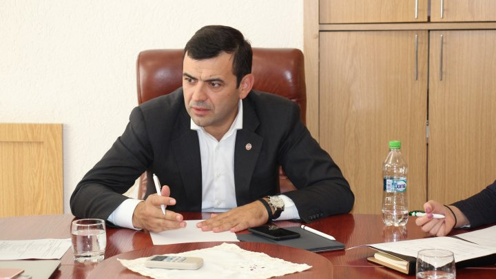 Chiril Gaburici va întreprinde o vizită oficială în România. Care este scopul