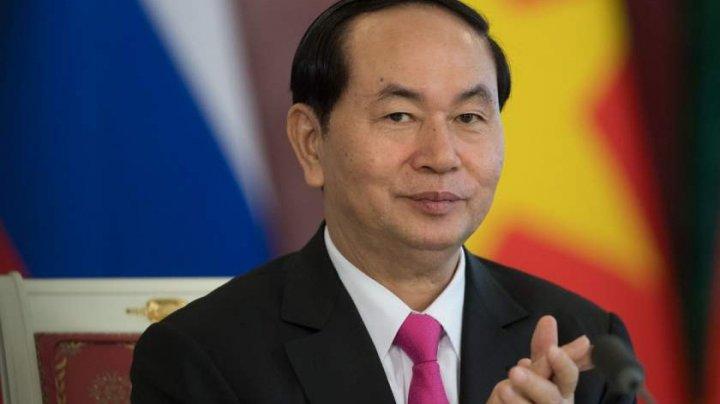 DOLIU! A murit preşedintele Vietnamului, Tran Dai Quang
