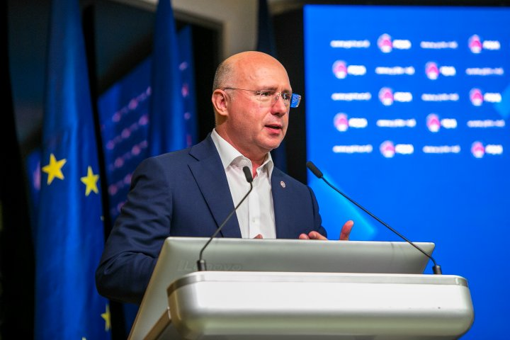 Vlad Plahotniuc: Partidul Democrat va veni în perioada următoare cu o serie de propuneri de noi proiecte