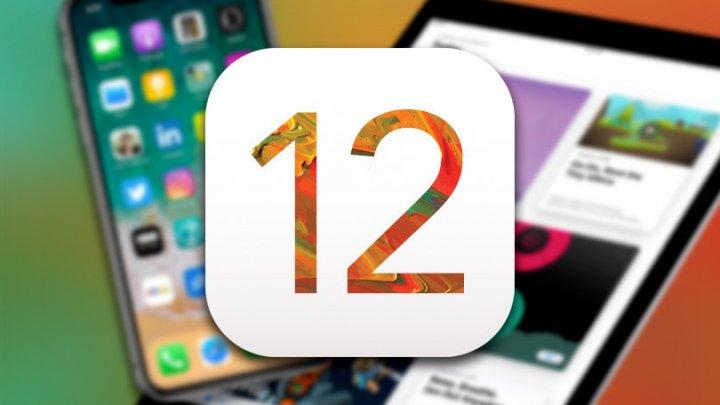 iOS 12, disponibil pentru toţi utilizatorii Apple. Ce îmbunătăţiri aduce