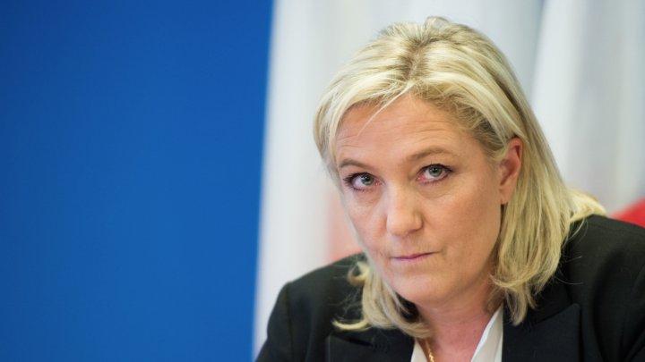 Lidera extremei drepte franceze, Marine Le Pen, chemată la un examen psihiatric după ce a difuzat imagini cu execuţii ale ISIS