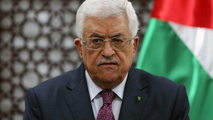 Preşedintele palestinian a invitat la New York mai mulţi oficiali pentru a discuta pacea din Orientul Mijlociu