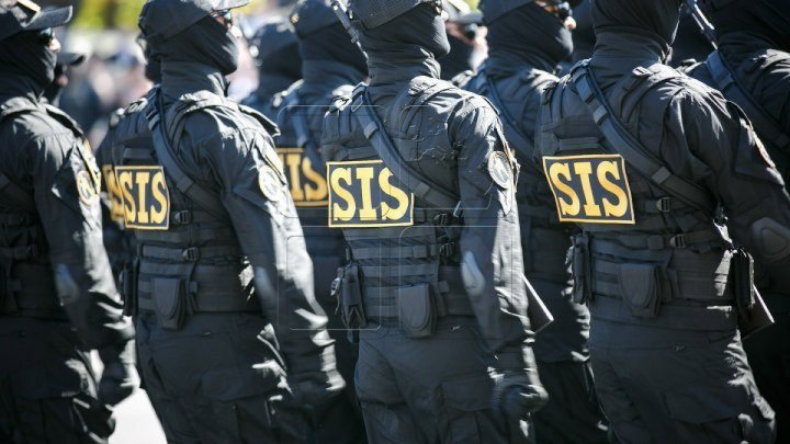 OPERAŢIUNE DE AMPLOARE a SIS privind destructurarea unei formaţiuni paramilitare ilegale. Au fost găsite arme şi grenade