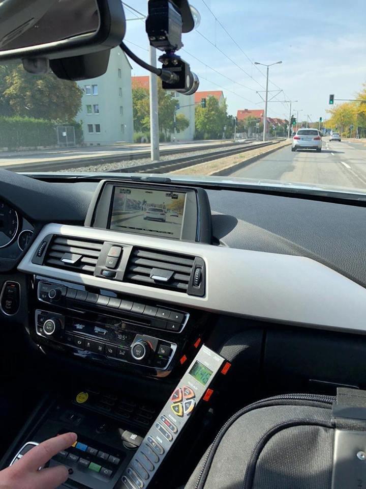 Cavcaliuc se inspiră de la poliţiştii germani: Vrea mai multe maşini civile pentru patrulare (VIDEO)