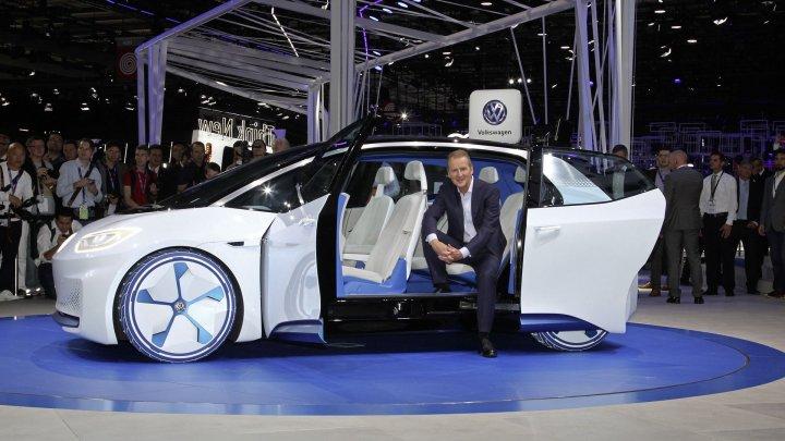 Grupul Volkswagen vrea să construiască 10 milioane de mașini electrice pe noua platformă modulară MEB
