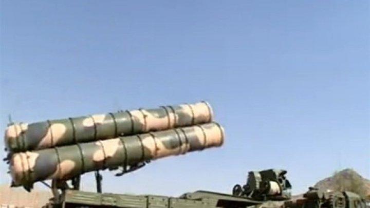 SUA a cerut Rusiei să reanalizeze decizia de livrare a sistemelor de rachete S-300 Siriei