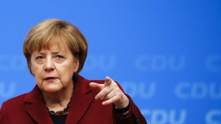 Angela Merkel: Au loc pregătiri pentru un summit în octombrie Franţa-Turcia-Rusia-Germania cu privire la Siria