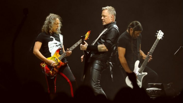 SURPRIZĂ DE PROPORŢII pentru iubitorii de rock. Metallica va concerta la Bucureşti
