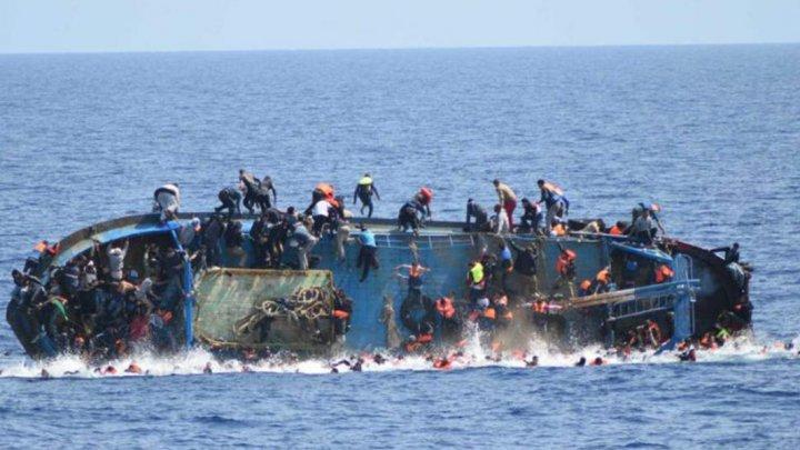 Peste 100 de imigranţi au murit înecaţi în largul coastelor Libiei