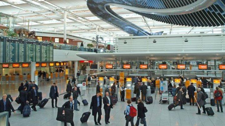 Aeroportul din Munchen, închis parţial. Care este motivul