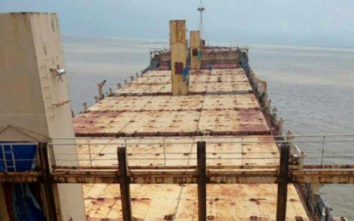 O navă fantomă dispărută din 2009 a apărut în largul coastei Myanmar