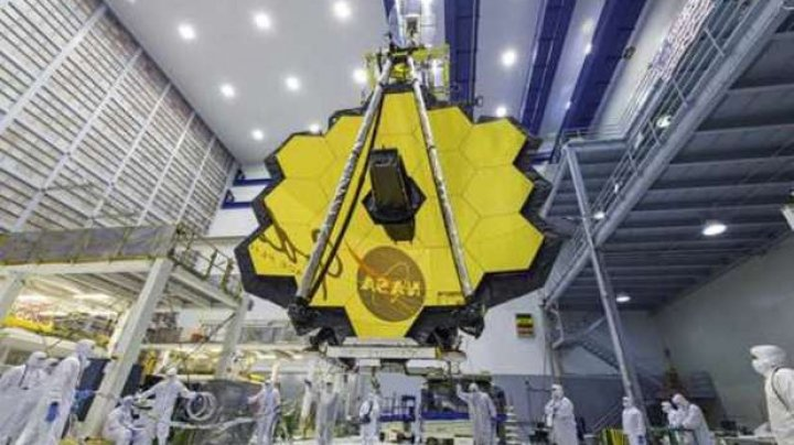 Telescopul spaţial James Webb ar putea fi cel ce va descoperi viaţa extraterestră