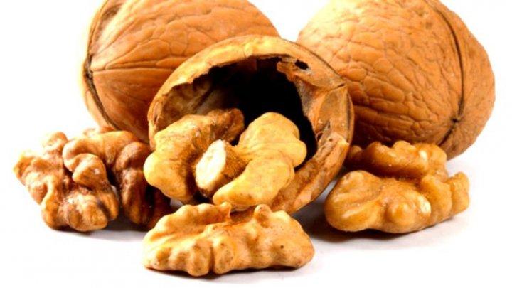 RAPORT: România, cel mai mare producător de nuci din Europa