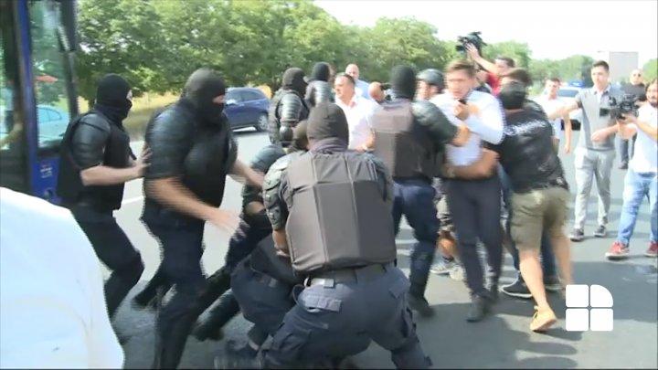 IGP vine cu precizări privind Marșul Centenarului şi intervenţia oamenilor legii