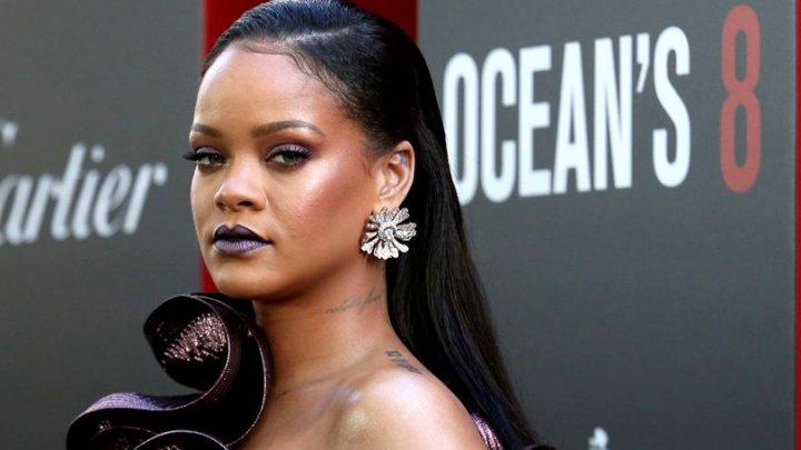 Rihanna, numită oficial ambasadoare a statului Barbados