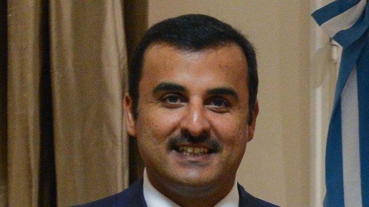 Emirul Qatarului Tamim bin Hamad al Thani promite investiţii de 10 miliarde de euro în Germania
