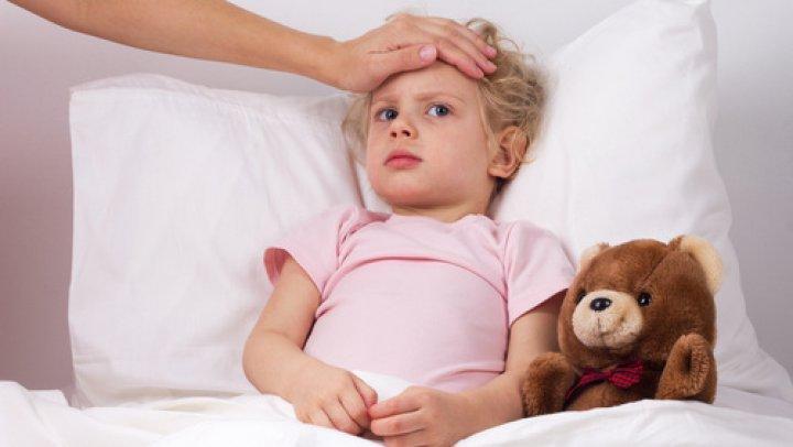 Peste 7000 de copii din ţară s-au intoxicat cu substanțe chimice, în ultimii cinci ani. Cele mai frecvente cazuri