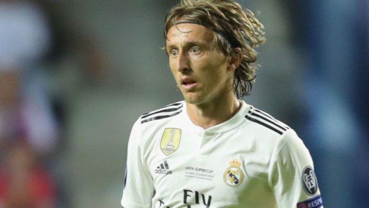 Presa din Croaţia a relatat pe larg succesul lui Luka Modric la gala FIFA
