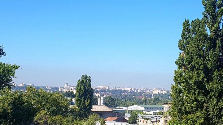 COD GALBEN de poluare a aerului în Chişinău şi Bălţi. Dioxidul de azot depăşeşte de două ori limitele normale