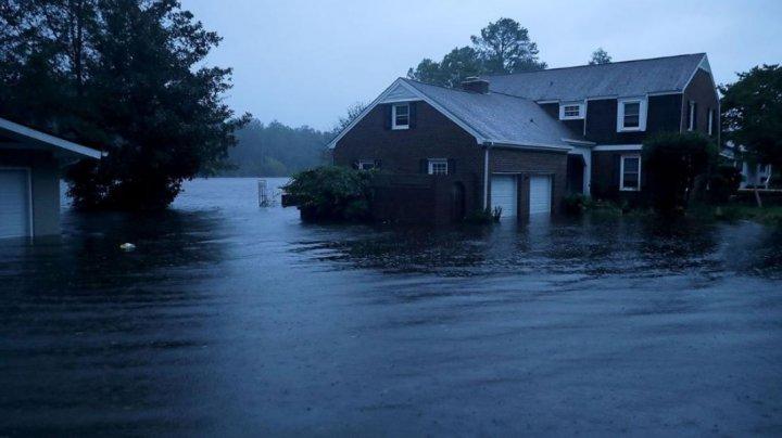 Cel puţin 37 de morţi în Statele Unite în urma uraganului Florence