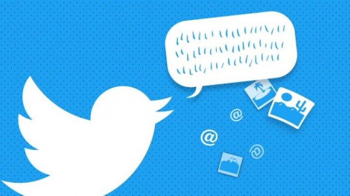 Twitter a închis conturile unei personalităţi mediatice afiliate extremei drepte