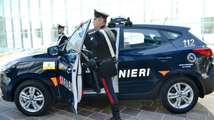 Un român le-a mulțumit carabinierilor italieni pentru că l-au arestat cu o zi înainte de nuntă