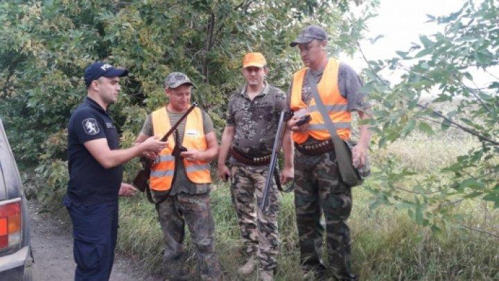 Timp de două săptămâni, pe teritoriul ţării a fost dat startul sezonului de vânătoare 2018-2019