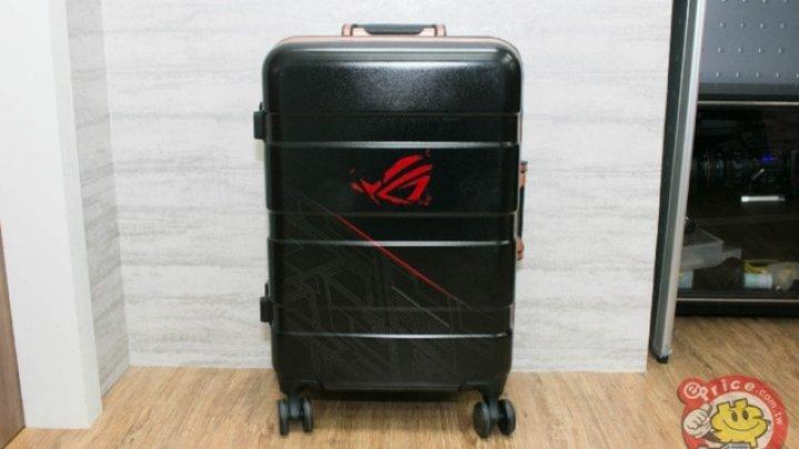 ASUS livrează ROG Phone, telefonul său de gaming, într-o valiză imensă