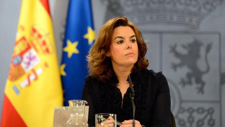 Fosta vicepreşedintă a guvernului spaniol, Saenz de Santamaria, se retrage din politică