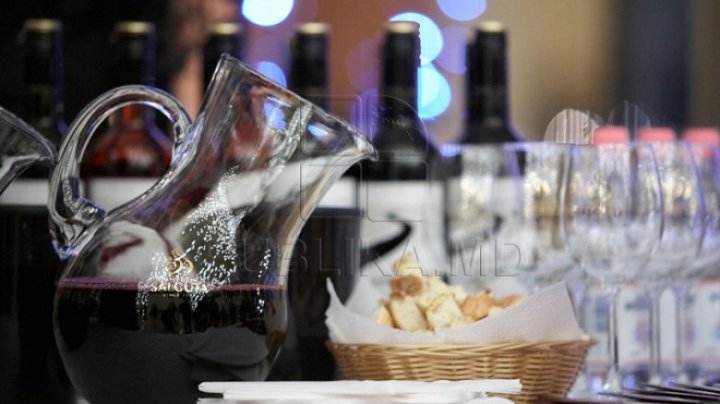 Chiril Gaburici: Rezultatele concursurilor internaționale demonstrează de fiecare dată că producătorii noștri fac vinuri deosebite