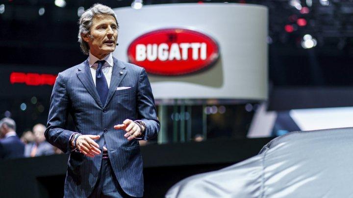 Winkelmann: Brandul Bugatti este pregătit să aibă mai mult de un model în gamă