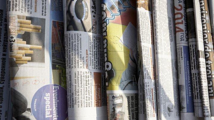 Taxele pentru editarea ziarelor şi a altor publicaţii periodice ar putea fi reduse