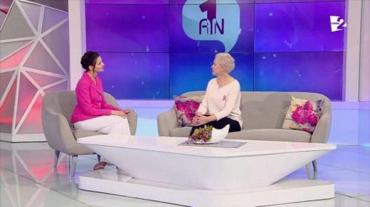 A LUPTAT ȘI A ÎNVINS! Povestea emoționantă a unei femei care câștigat bătălia cu cancerul (VIDEO)