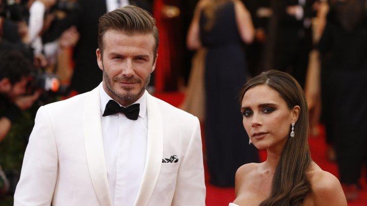 Una dintre proprietăţile cuplului Beckham, ţinta unei tentative de pătrundere prin efracție