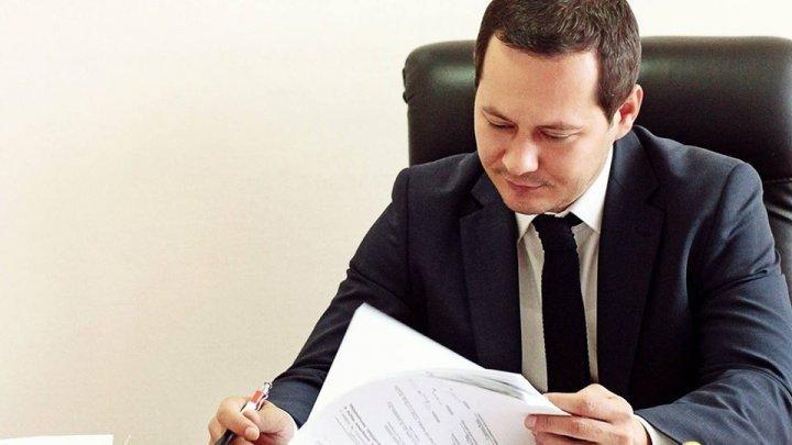Ruslan Codreanu a avut o întrevedere cu primarul municipiului Bacău, Cosmin Necula