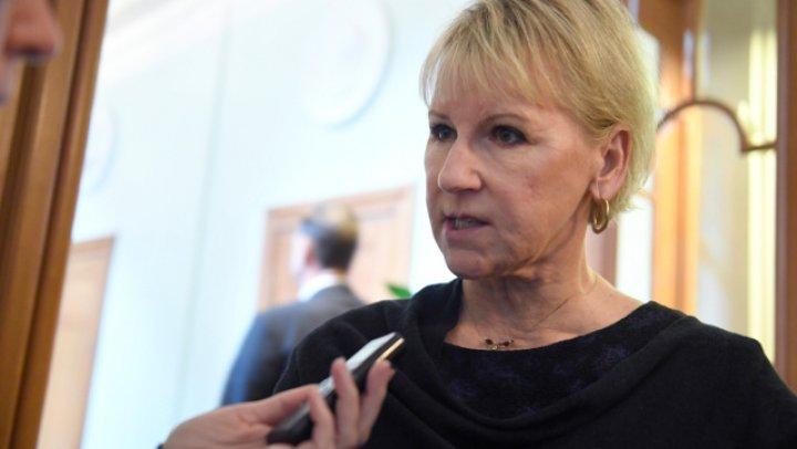 Margot Wallstrom: Suedia dorește să găzduiască negocieri asupra conflictului din Yemen