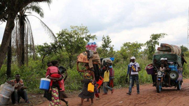 DATE ÎNGROZITOARE: Cincisprezece milioane de oameni din Congo se confruntă cu foametea