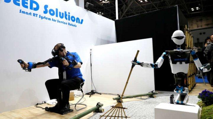 World Robot Summit, un eveniment din domeniul roboticii, şi-a deschis miercuri porţile la Tokyo