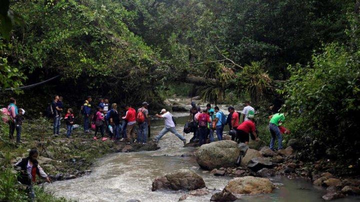 BILANȚ NOU: Un mort şi 3.827 de persoane afectate în urma intemperiilor din Guatemala