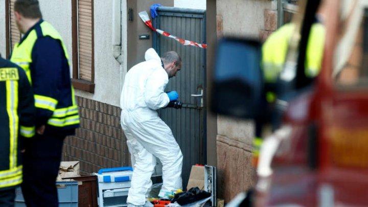 Doi morţi şi doi poliţişti răniţi în urma unui incident domestic în Germania