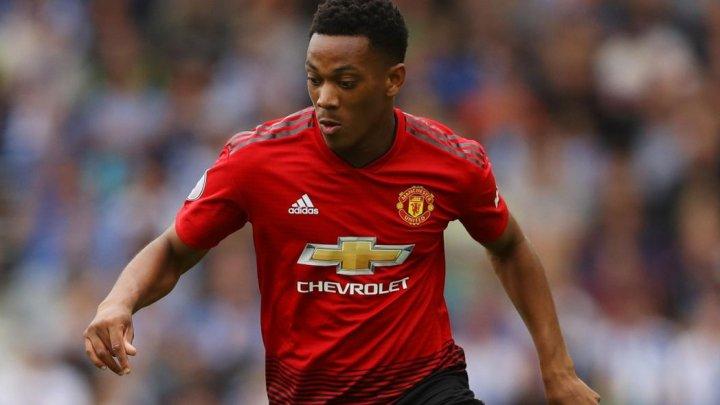 Golul lui Martial pentru Manchester United în meciul cu Newcastle United a valorat 10 milioane euro