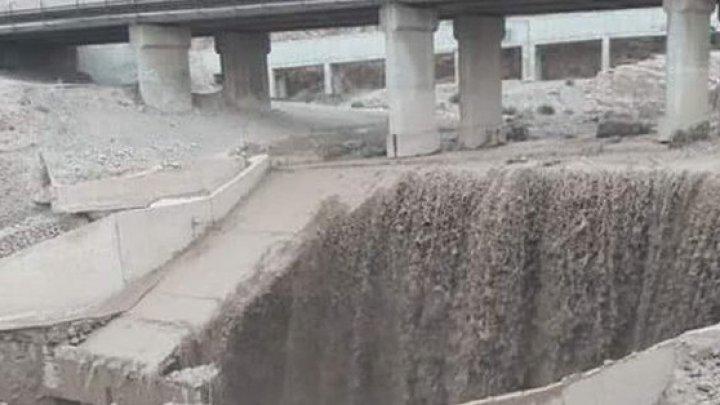 Inundaţiile din Damasc: Încă un pod s-a prăbuşit