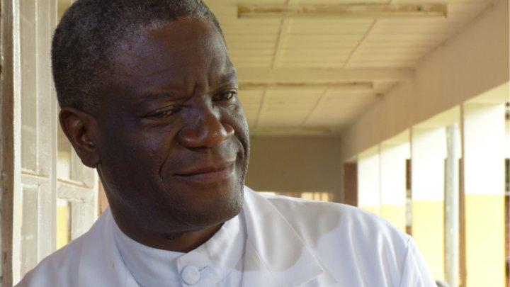 Guvernul congolez l-a felicitat pe doctorul Mukwege pentru Premiul Nobel, în pofida dezacordurilor
