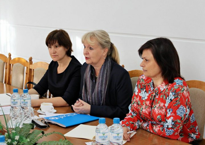 Silvia Radu la întâlnirea cu reprezentanții UNICEF: Sănătatea nu trebuie să fie un domeniu de lupte politice cu arme mincinoase