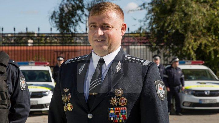 Gheorghe Cavcaliuc le cere cetățenilor să îi scrie pe Facebook în privat dacă văd încălcări ale legii din partea polițiștilor